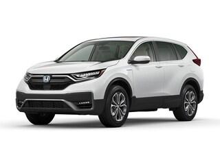 New 2020 Honda CR-V Hybrid EX SUV for sale in Stockton, CA at Stockton Honda