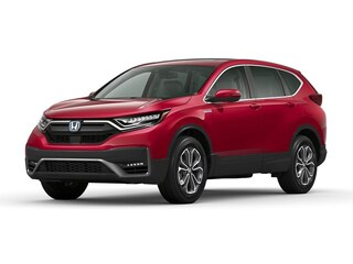 New 2020 Honda CR-V Hybrid EX-L SUV for sale in Stockton, CA at Stockton Honda