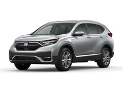 New 2020 Honda CR-V Hybrid Touring SUV for Sale in Springfield, IL, at Honda of Illinois