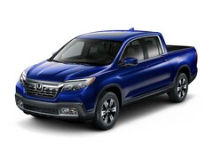 New 2020 Honda Ridgeline RTL Truck Crew Cab for Sale in Springfield, IL, at Honda of Illinois