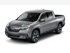 New 2020 Honda Ridgeline RTL-E Truck Crew Cab for Sale near Taylorville at Honda of Illinois