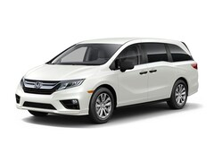 New 2020 Honda Odyssey LX Van 20022 for Sale in Springfield, IL, at Honda of Illinois