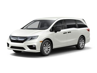 New 2020 Honda Odyssey LX Minivan/Van LB056467 for sale near Fort Worth TX