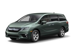 New 2020 Honda Odyssey EX Van 20533 for Sale near Jacksonville IL at Honda of Illinois