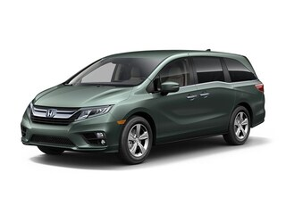 New 2020 Honda Odyssey EX Van 7695E for Sale in Smithtown, NY, at Nardy Honda Smithtown