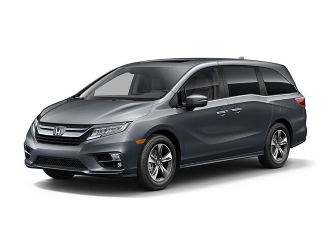 New 2020 Honda Odyssey Touring Van in Bowie, MD