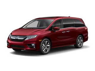 New 2020 Honda Odyssey Elite Van for sale near you in Bloomfield Hills, MI