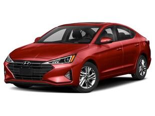 2020 Hyundai Elantra SE Sedan KMHD74LF3LU066863