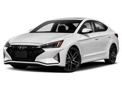 New 2020 Hyundai Elantra Sport Sedan KMHD04LB1LU020143 in Langhorne, PA
