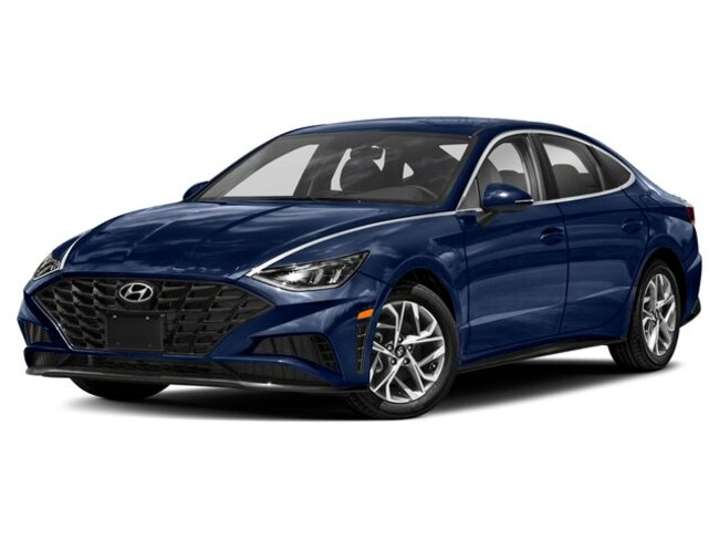 New 2020 Hyundai Sonata SEL Sedan in St. Louis, MO