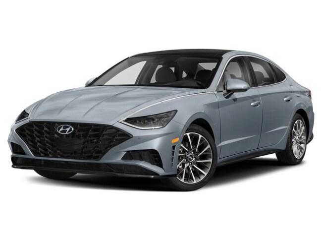 New 2020 Hyundai Sonata Limited Sedan in St. Louis, MO
