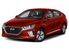 2020 Hyundai Ioniq Hybrid Blue Hatchback for Sale in Rockville MD