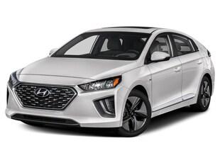 2020 Hyundai Ioniq Hybrid Limited Hatchback KMHC05LC1LU198578