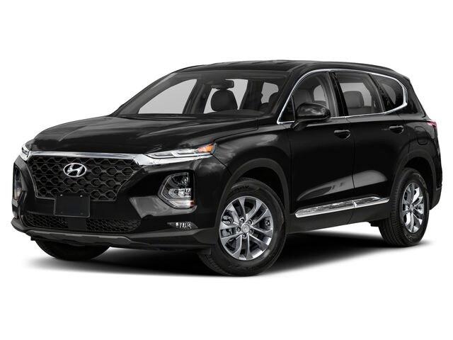 2020 Hyundai Santa Fe AT AWD PRE SUV
