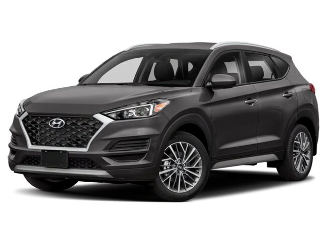 2020 Hyundai Tucson Preferred SUV