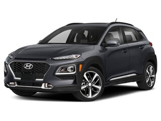 New 2020 Hyundai Kona Limited SUV KM8K33A56LU489802 for Sale at D'Arcy Hyundai in Joliet, IL