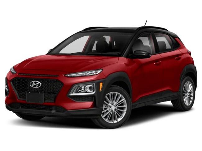 2020 Hyundai Kona Luxury SUV