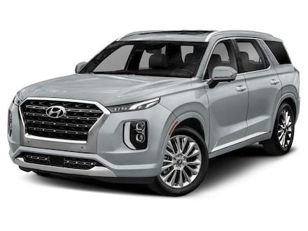 2020 Hyundai Palisade Limited Full Size SUV