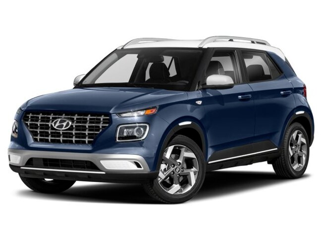New 2020 Hyundai Venue Denim Utility in St. Louis, MO