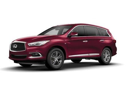 2020 INFINITI QX60 Limited Edition SUV