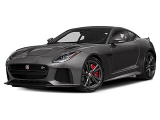 2020 Jaguar F-TYPE SVR Coupe Coupe