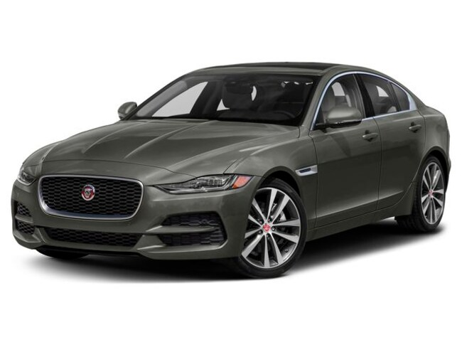 2020 Jaguar XE S AWD Car