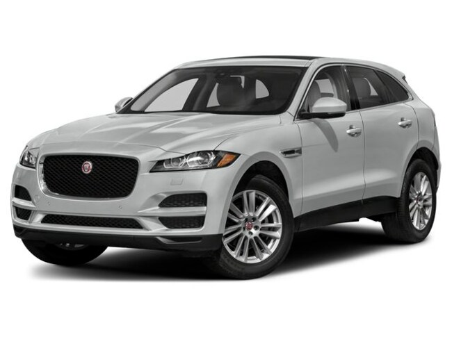 Pre-owned 2020 Jaguar F-PACE 25t Premium SUV in Troy, MI
