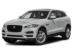 2020 Jaguar F-PACE 25t Checkered Flag Limited Edition Sport Utility