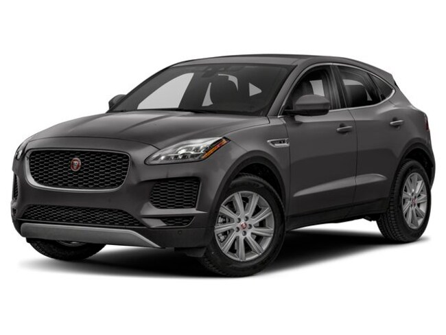 in Houston 2020 Jaguar E-PACE Checkered Flag Edition SUV New