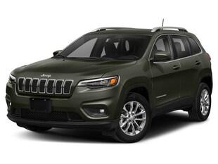 2020 Jeep Cherokee Altitude SUV 1C4PJLCXXLD585592 200266