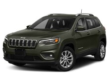 2020 Jeep Cherokee Altitude 4x4 – Uconnect 8.4 w/NAV, Cold Weather Group