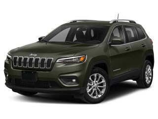 New 2020 Jeep Cherokee LATITUDE PLUS 4X4 Sport Utility