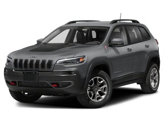 New 2020 Jeep Cherokee Trailhawk Elite SUV for sale in Ingersoll, ON