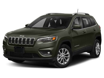 2020 Jeep Cherokee Overland 4x4 Sport Utility