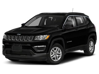 New 2020 Jeep Compass NORTH EDITION 4X4 Sport Utility