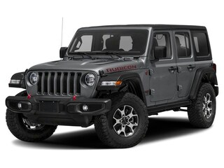 2020 Jeep Wrangler Unlimited Unlimited Rubicon