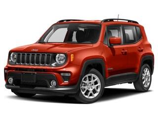 New 2020 Jeep Renegade SPORT 4X4 Sport Utility