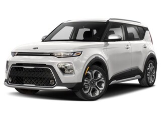 Picture of a  2020 Kia Soul LX Hatchback For Sale In Lowell, MA