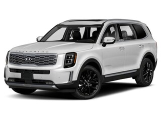 New 2020 Kia Telluride SX AWD SUV 5XYP5DHC1LG082339 for sale in Erie, PA