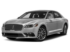 2020 Lincoln Continental Livery Sedan