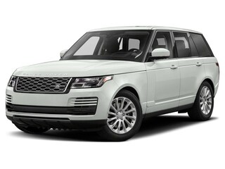 New 2020 Land Rover Range Rover HSE Sport Utility for sale in Thousand Oaks, CA
