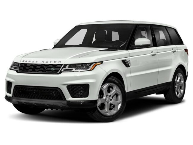 New 2020 Land Rover Range Rover Sport HSE Dynamic SUV for sale in Houston, TX