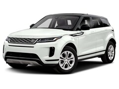New 2020 Land Rover Range Rover Evoque SE SUV for sale in Peoria, IL at Jaguar Land Rover Peoria