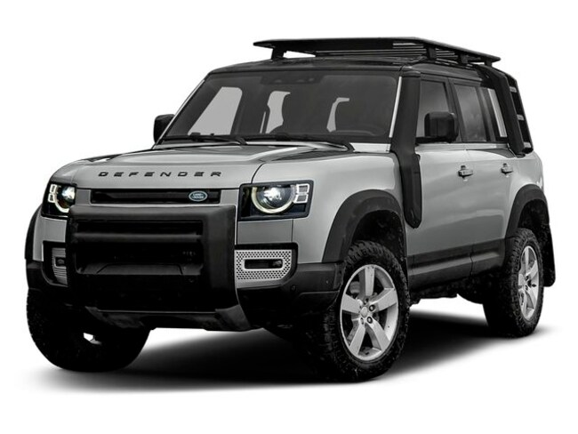 New 2020 Land Rover Defender 110 HSE SUV for sale in Houston, TX
