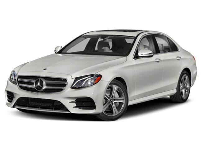 2020 Mercedes-Benz E-Class E 350 4MATIC® Sedan Sedan
