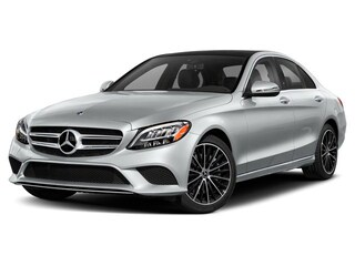 2020 Mercedes-Benz C-Class C 300 4MATIC Sedan