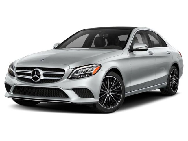 New 2020 Mercedes-Benz C-Class C 300 4MATIC Sedan in Boston