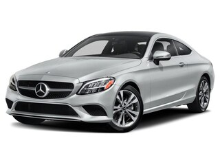 New 2020 Mercedes-Benz C-Class C 300 Coupe Graphite Grey Metallic for sale Fort Myers, FL