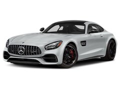 New 2020 Mercedes-Benz AMG GT C Coupe for sale in Santa Monica