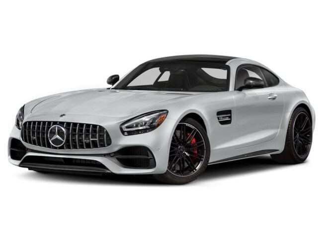 2020 Mercedes-Benz AMG® GT C Coupe